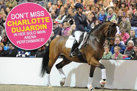 Exhibiting at Your Horse Live this November