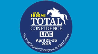 Visit Eazigrazer at Your Horse Total Confidence Live